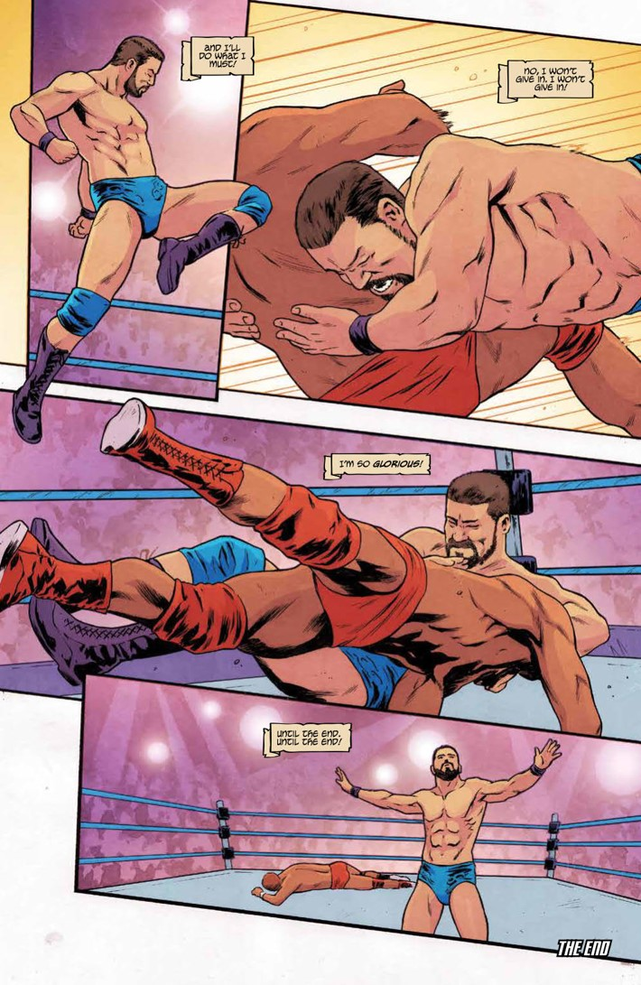 WWEThenNowForever_v3_SC_PRESS_18 ComicList Previews: WWE THEN NOW FOREVER VOLUME 3 TP