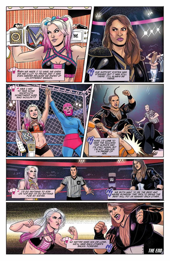 WWEThenNowForever_v3_SC_PRESS_26 ComicList Previews: WWE THEN NOW FOREVER VOLUME 3 TP