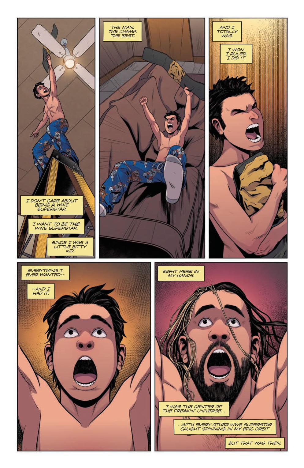 WWE_003_PRESS_4 ComicList Preview: WWE #3
