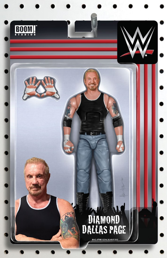 WWE_015_Cover_B_ActionFigure ComicList Previews: WWE #15
