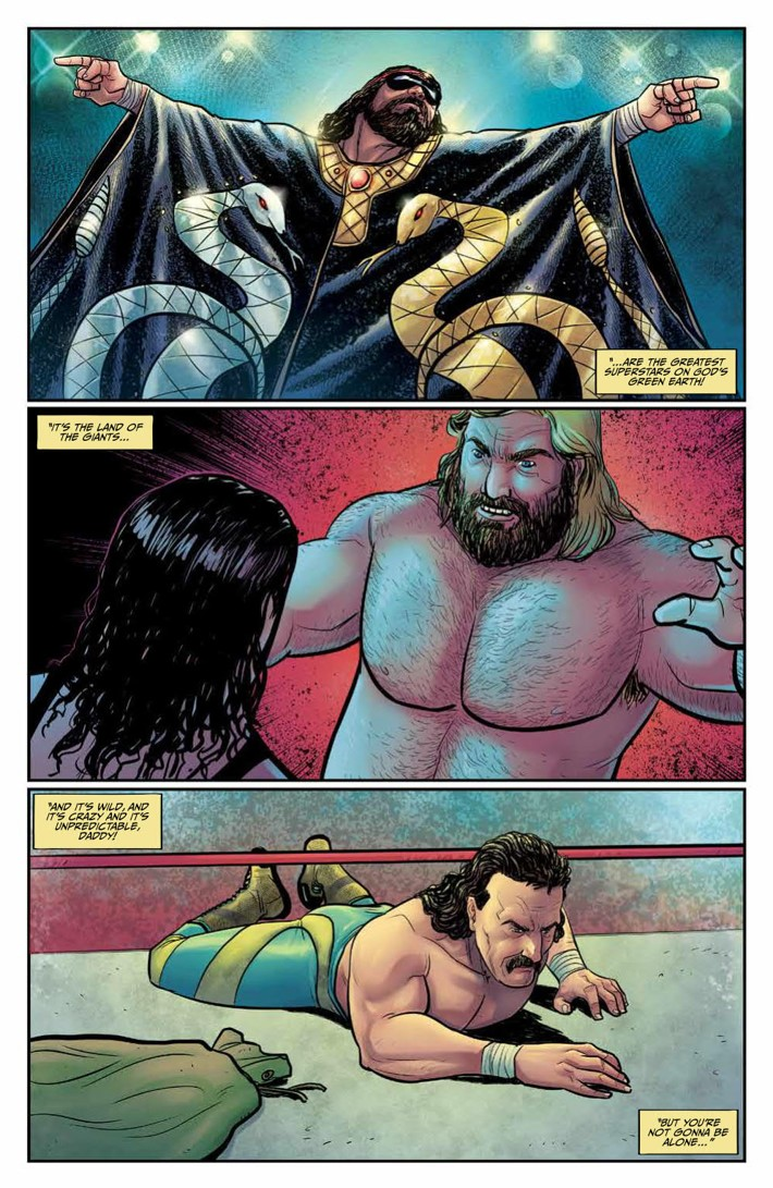 WWE_Forever2019Special_PRESS_3 ComicList Previews: WWE FOREVER #1