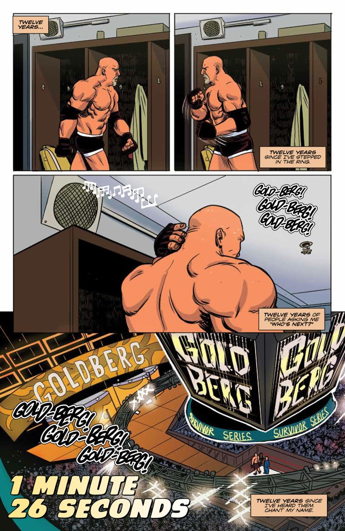 WWE_ThenNowForever_v2_SC_PRESS_31 ComicList Previews: WWE THEN NOW FOREVER VOLUME 2 TP
