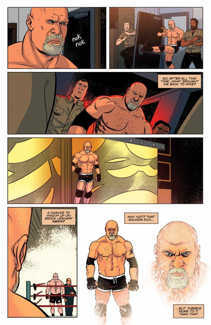 WWE_ThenNowForever_v2_SC_PRESS_32 ComicList Previews: WWE THEN NOW FOREVER VOLUME 2 TP
