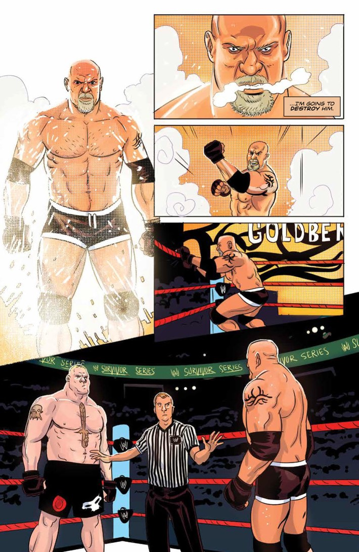 WWE_ThenNowForever_v2_SC_PRESS_34 ComicList Previews: WWE THEN NOW FOREVER VOLUME 2 TP