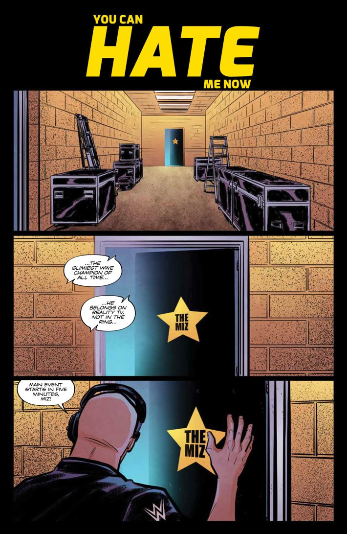 WWE_ThenNowForever_v2_SC_PRESS_77 ComicList Previews: WWE THEN NOW FOREVER VOLUME 2 TP