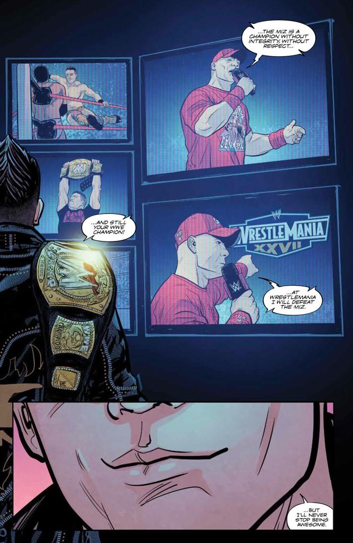 WWE_Wrestlemania2018_001_PRESS_5 ComicList Previews: WWE WRESTLEMANIA 2018 SPECIAL #1