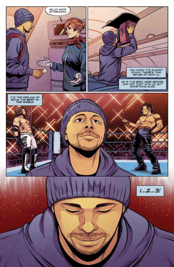 WWE_Wrestlemania_2019_PRESS_25 ComicList Previews: WWE WRESTLEMANIA 2019 SPECIAL #1