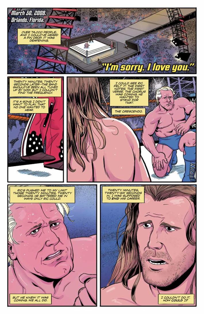 WWE_Wrestlemania_2019_PRESS_33 ComicList Previews: WWE WRESTLEMANIA 2019 SPECIAL #1