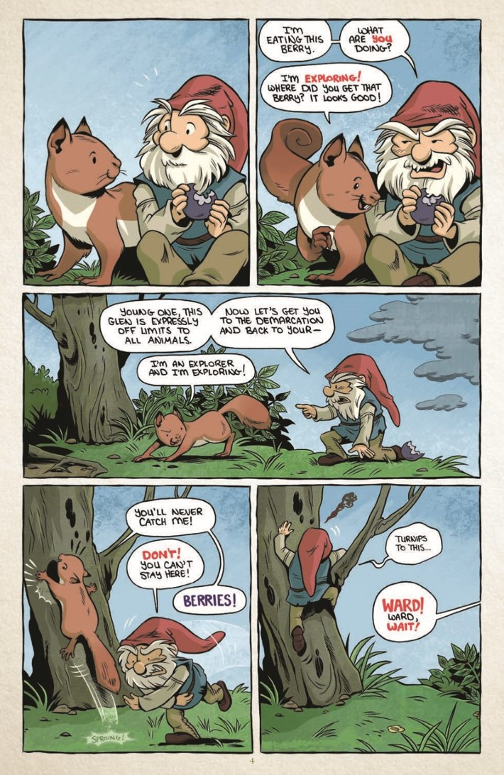 WardsValley-pr-4 ComicList Previews: WARD'S VALLEY TP