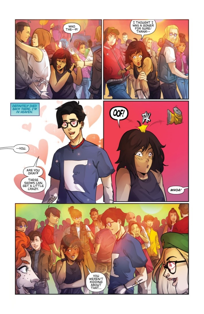WeAreTheDanger-01-05 ComicList Previews: WE ARE THE DANGER #1