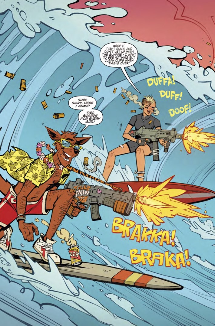 Wonderful_World_of_Tank_Girl_collection_pg2 ComicList Previews: THE WONDERFUL WORLD OF TANK GIRL TP