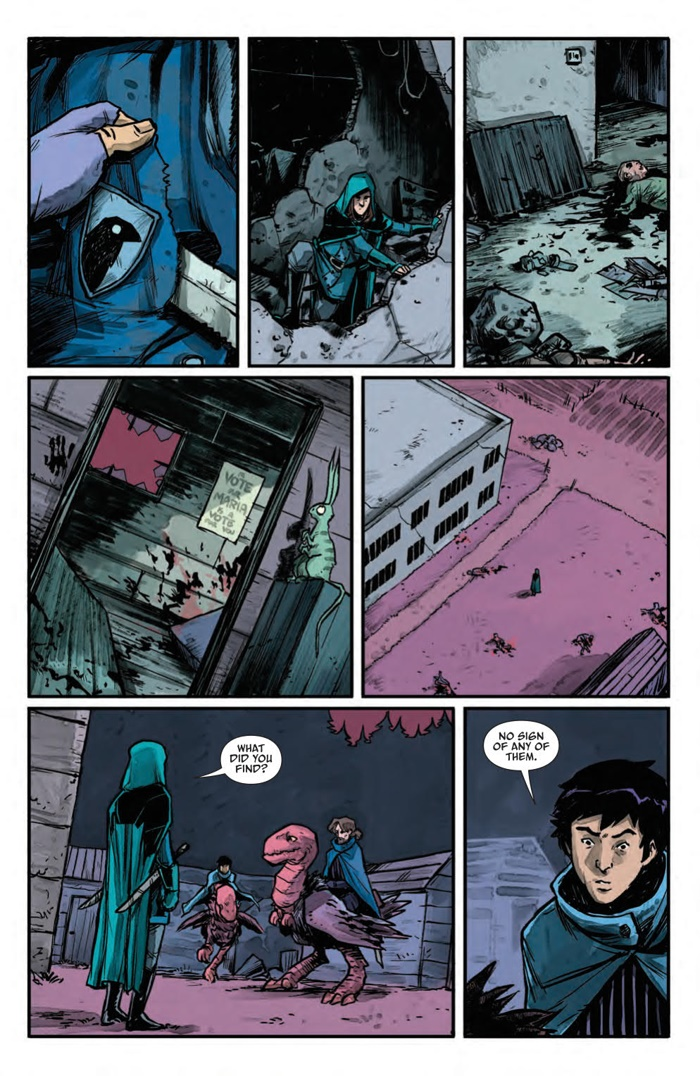 Woods_v6_TP_PRESS_13 ComicList Preview: THE WOODS VOLUME 6 TP