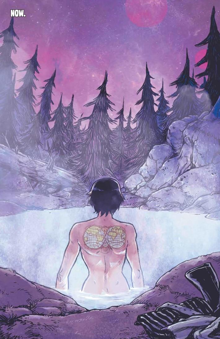 Woods_v9_SC_PRESS_12 ComicList Previews: THE WOODS VOLUME 9 TP