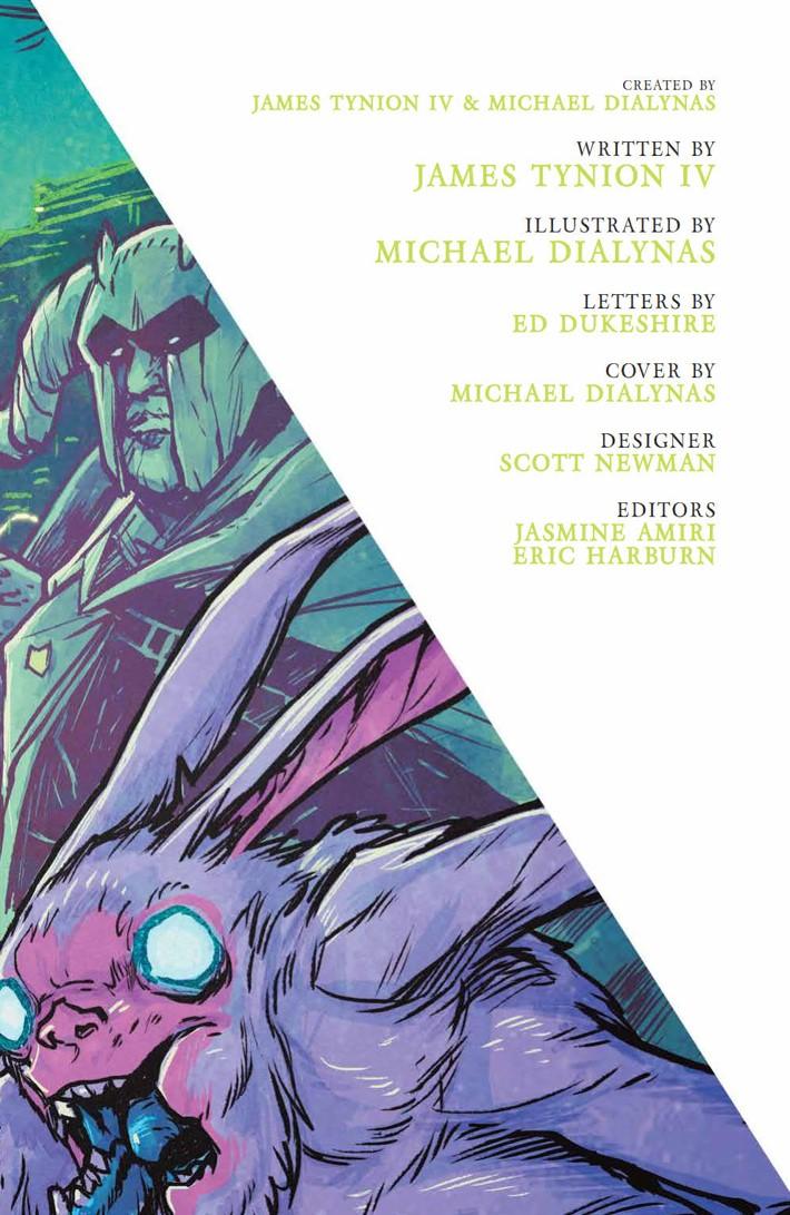 Woods_v9_SC_PRESS_7 ComicList Previews: THE WOODS VOLUME 9 TP