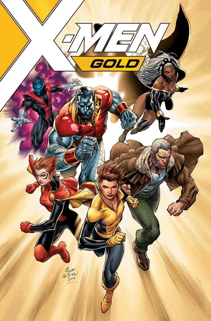 X-Men_Gold_1_Cover ComicList Preview: X-MEN GOLD #1