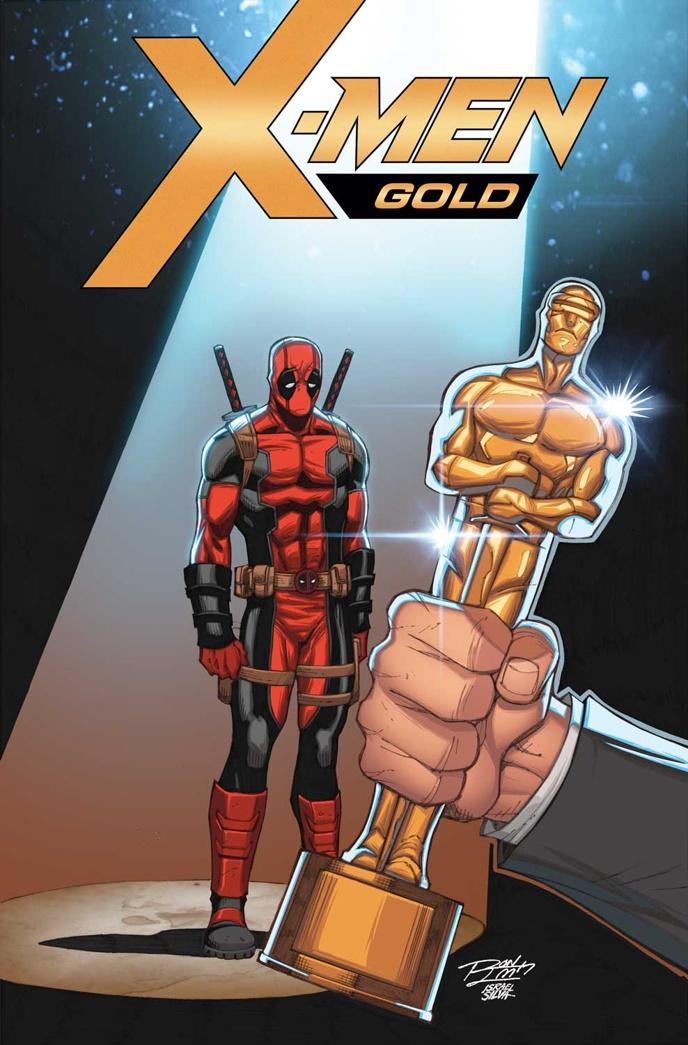 X-Men_Gold_1_Lim_Party_Variant ComicList Preview: X-MEN GOLD #1