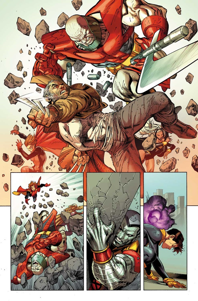 X-Men_Gold_1_Preview_2 ComicList Preview: X-MEN GOLD #1