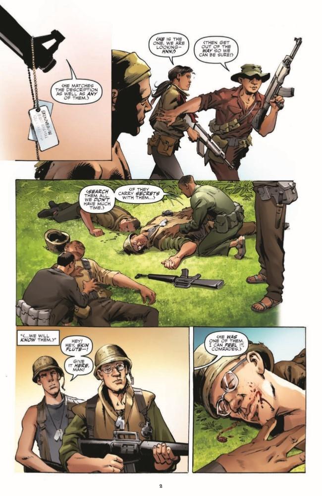 XFiles_12-pr-4 ComicList Preview: THE X-FILES (2016) #12