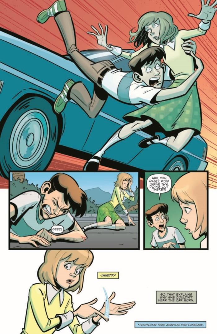 XFiles_Origins_v2-pr-6 ComicList Previews: THE X-FILES ORIGINS VOLUME 2 DOG DAYS OF SUMMER TP