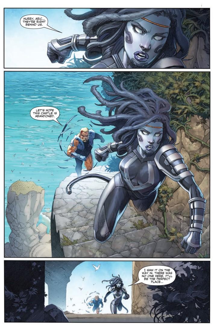 XO25_PREVIEW_1 ComicList Previews: X-O MANOWAR #25