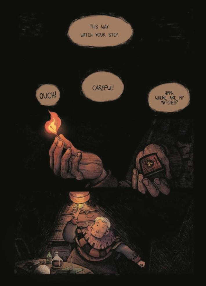 YE-pr-5 ComicList Previews: YE TP