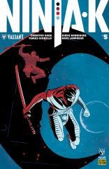 NINJA-K_005_PRE-ORDER_ZONJIC ComicList: Valiant Entertainment New Releases for 03/21/2018