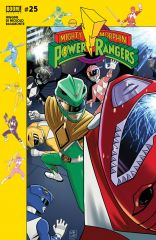 PowerRangers_025_H_Subscription ComicList: BOOM! Studios New Releases for 03/28/2018