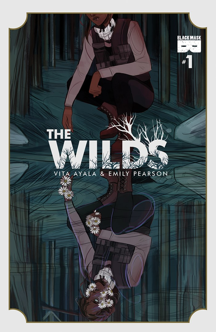 wilds1_1 ComicList Previews: THE WILDS #1