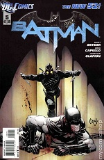 1094925 Geek Goggle Reviews: Batman #5