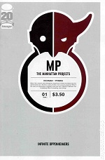 1104617 Geek Goggle Reviews: The Manhattan Projects #1