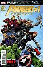 1105877 Geek Goggle Reviews: Avengers Assemble #1