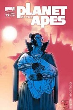 1106587 Geek Goggle Reviews: Planet Of The Apes #12