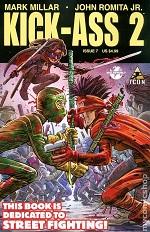 1107155 Geek Goggle Reviews: Kick-Ass 2 #7