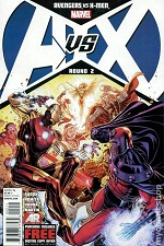 1111025 Geek Goggle Reviews: Avengers Vs X-Men #2