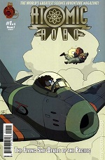 1120779 Geek Goggle Reviews: Atomic Robo The Flying She-Devils Of The Pacific #1