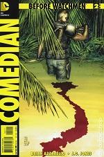 1125455 Geek Goggle Reviews: Before Watchmen Comedian #2