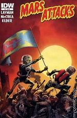 1130649 Geek Goggle Reviews: Mars Attacks #3