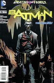 1270707 Geek Goggle Reviews: Batman #16
