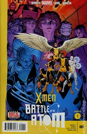 1501448 Geek Goggle Reviews: X-Men Battle Of The Atom Parts 1 and 2