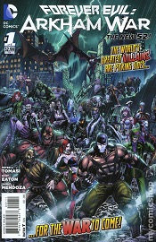 1557797 Geek Goggle Reviews: Forever Evil Arkham War #1