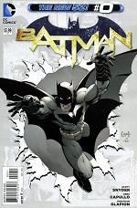 567881 Geek Goggle Reviews: Batman #0