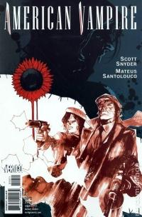 959397 Geek Goggle Reviews: American Vampire #10