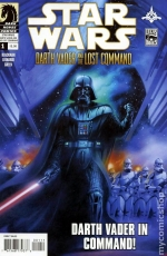 965823 Geek Goggle Reviews: Star Wars Darth Vader And The Lost Command #1