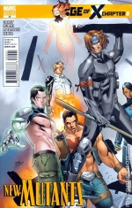 969585 Geek Goggle Reviews: X-Men Legacy #245/New Mutants #22