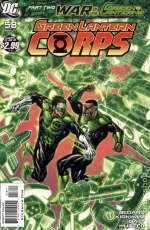 974979 Geek Goggle Reviews: Green Lantern #64 / Green Lantern Corps #58