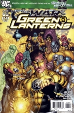 980209 Geek Goggle Reviews: Green Lantern #65 and Green Lantern Corps #59