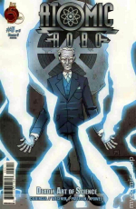 985145 Geek Goggle Reviews: Atomic Robo And The Deadly Art Of Science #5