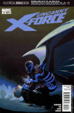 991779 Geek Goggle Reviews: Uncanny X-Force #10
