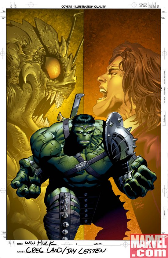 IncHulk108 Incredible Hulk #108 Brings The Hulk's Friends To Blows!