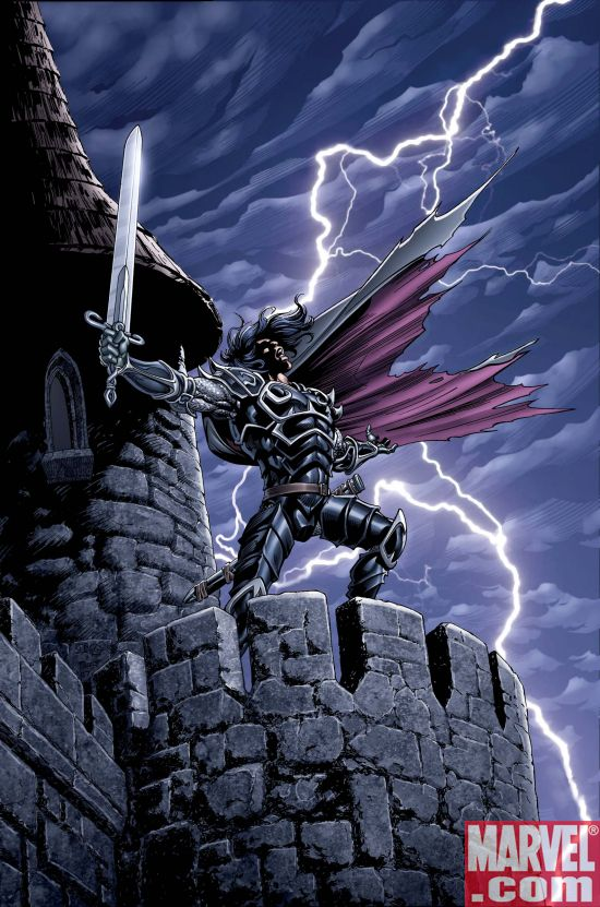 LordsOfAvalonSwordOfDarkness01VariantCover Experience The Lords Of Avalon #1 As A Digital Comic
